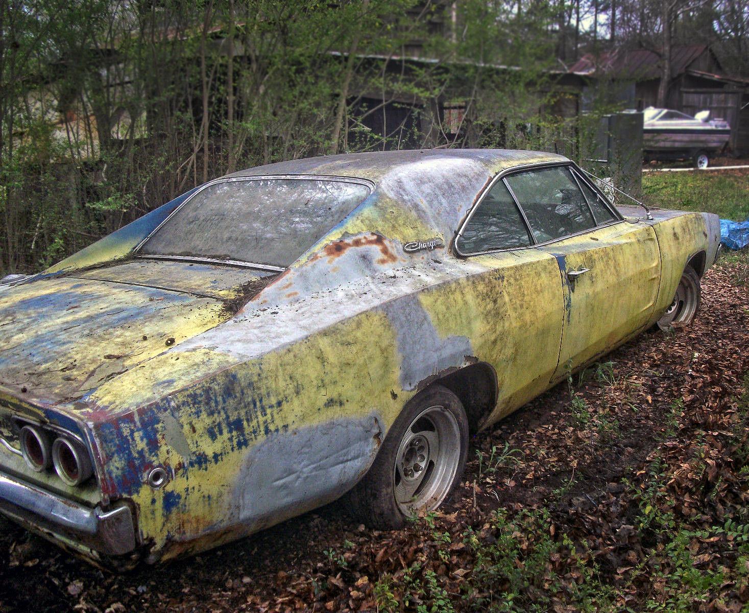 1968 Dodge Charger Base 5.2L