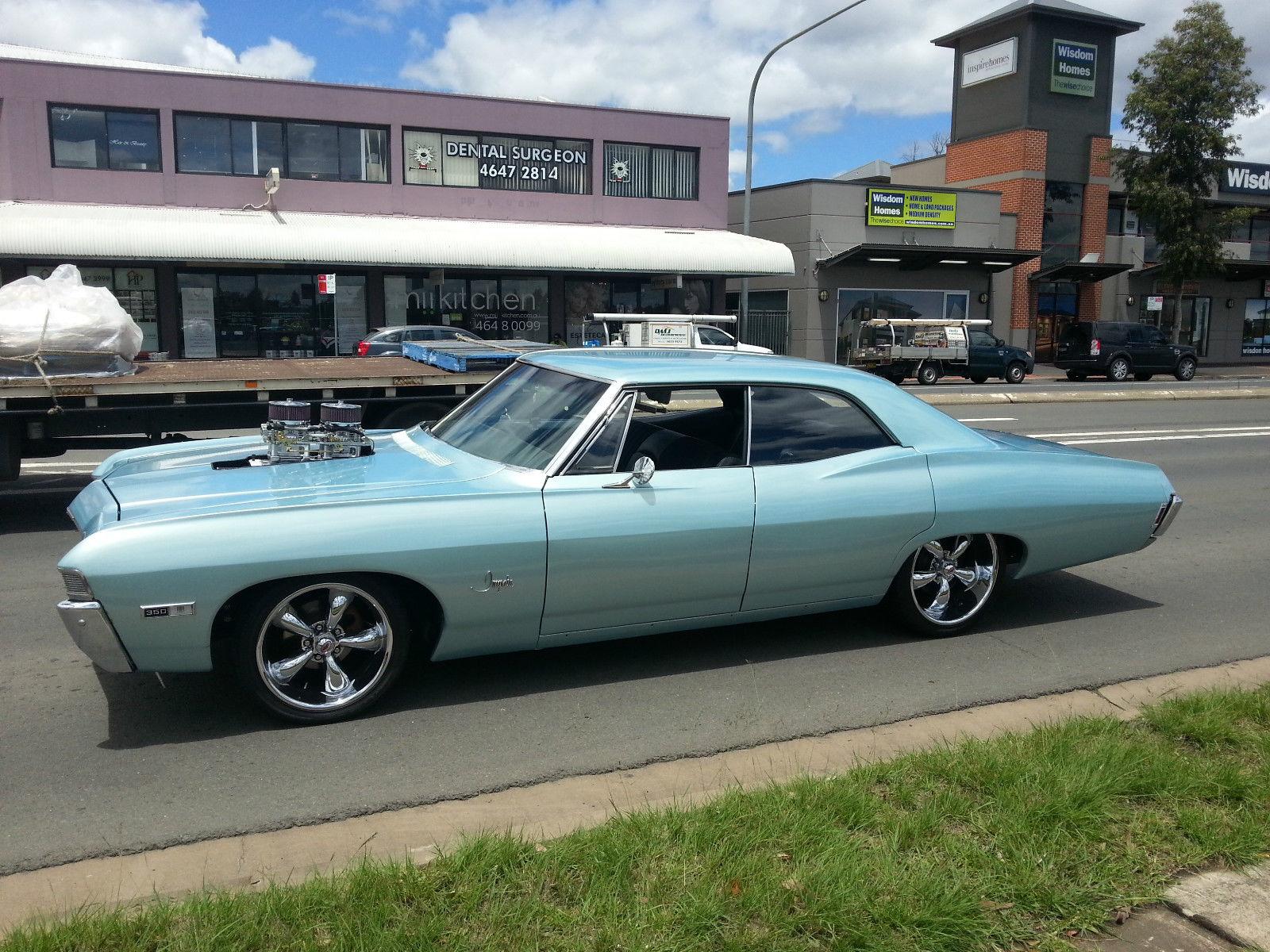 1968 Chevrolet Impala2