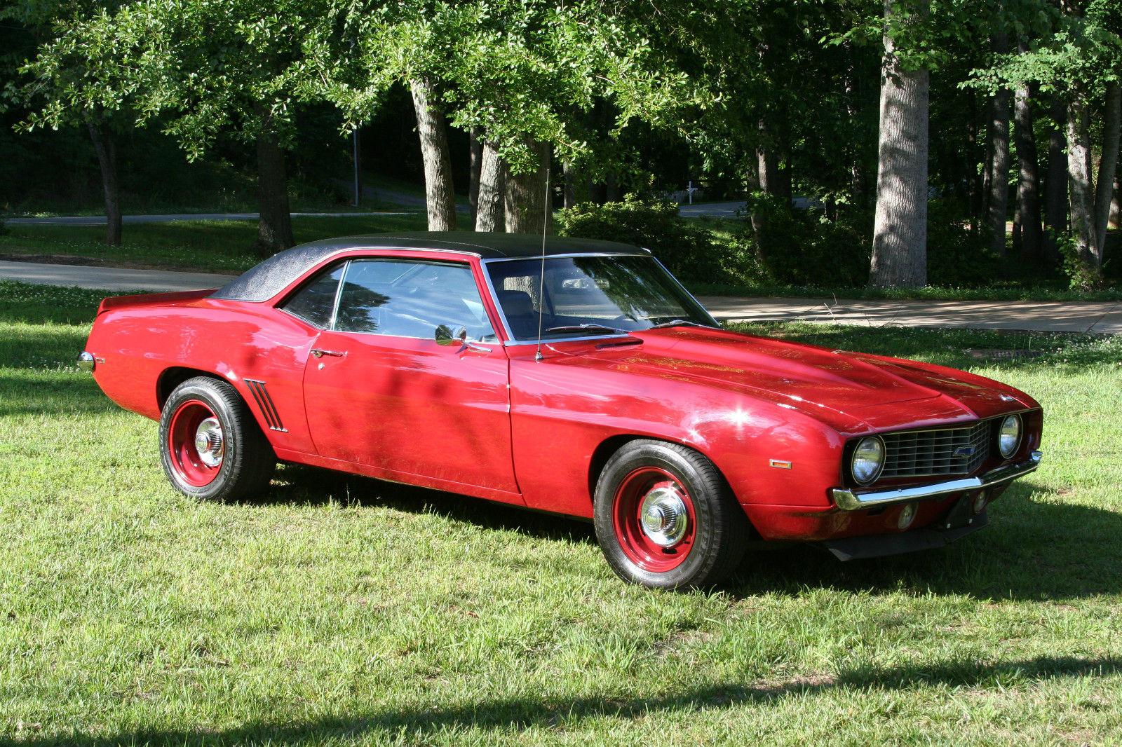 1969 Chevrolet Camaro COPO TRIBUTE3
