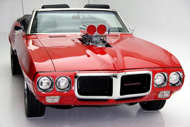 1969 Pontiac Firebird456345