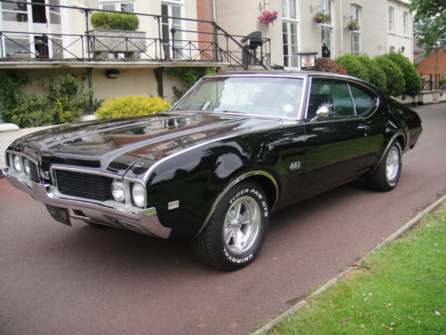 1969OLDSMOBILE442HOLIDAYCOUPE