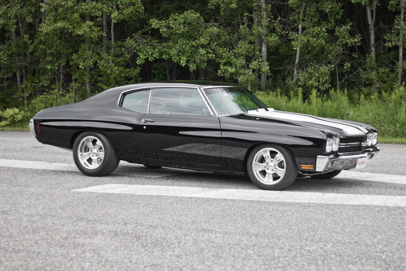1970 Chevrolet Chevelle SS-12