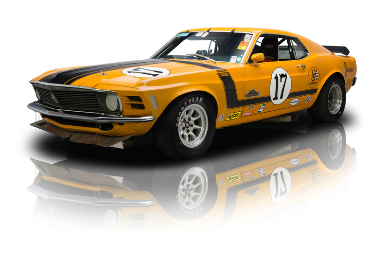 1970 Ford Mustang Boss 3026