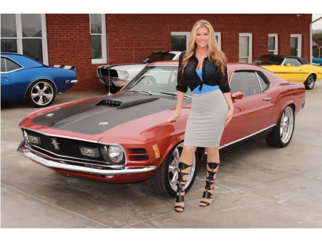 1970 Ford Mustang Mach 12