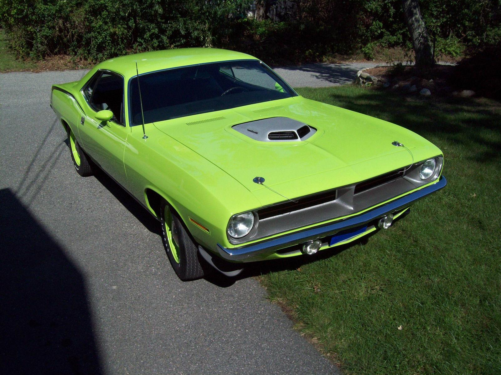 1970 Plymouth Barracuda-15