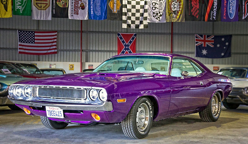 1970 Dodge Challenger SE Coupe Resto Mod1
