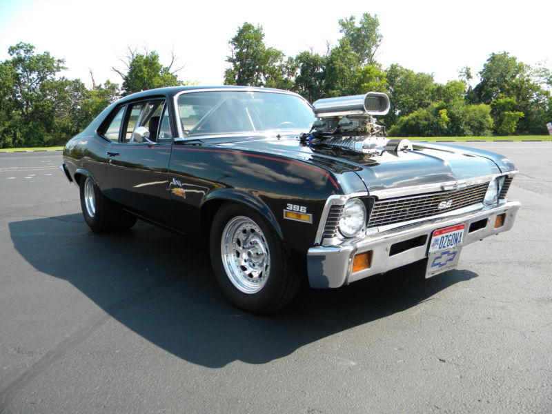 1971 Chevrolet Nova Pro Street6