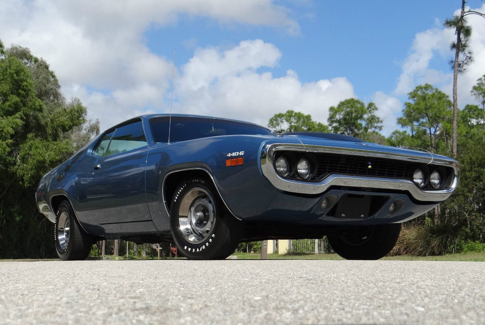 1971 Plymouth Road Runner V-CODE-15