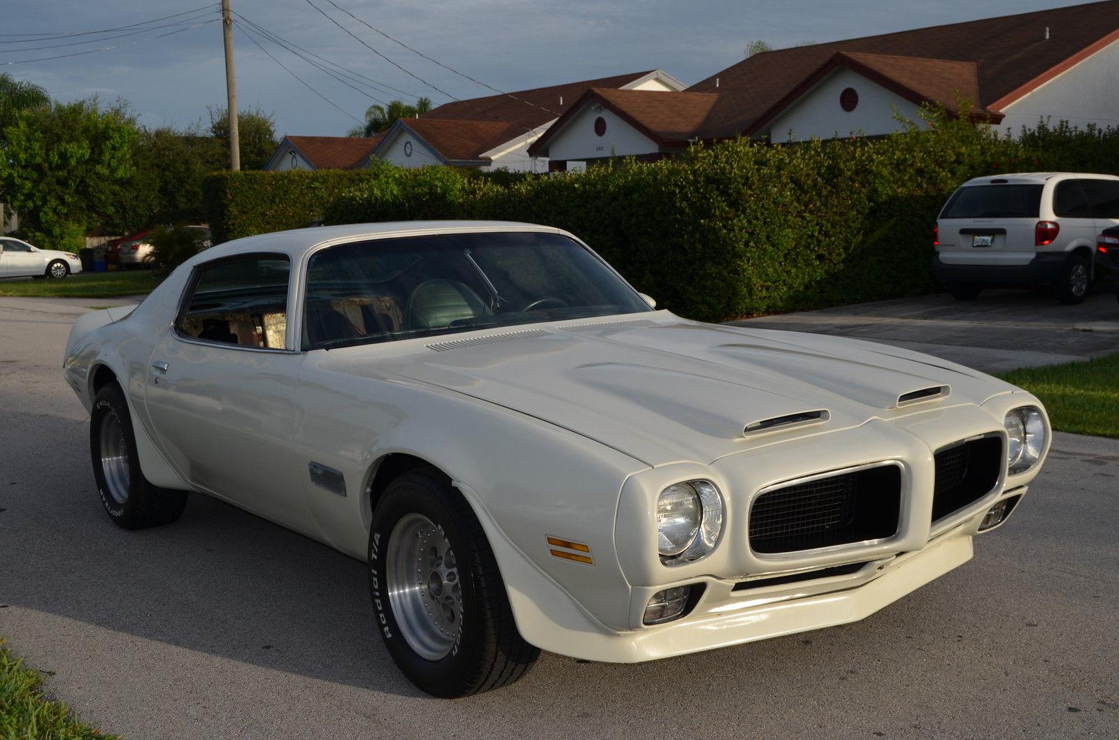 1971 Pontiac Firebird Trans AM clone3
