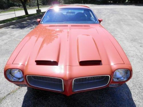 1972 Pontiac Firebird Formula 455 H.O. Ram Air LS5 1 of 2762