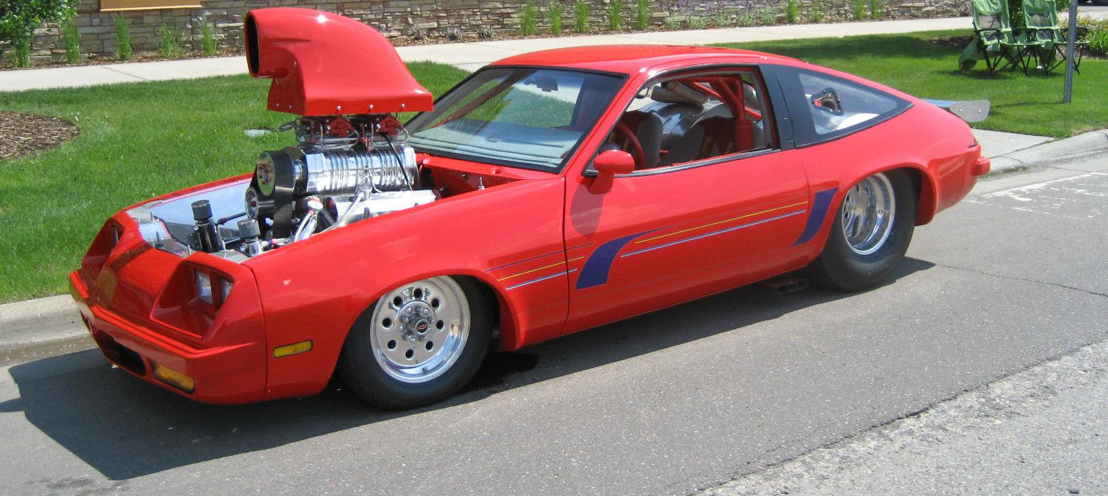 1976 Pro Street Blown Monza2