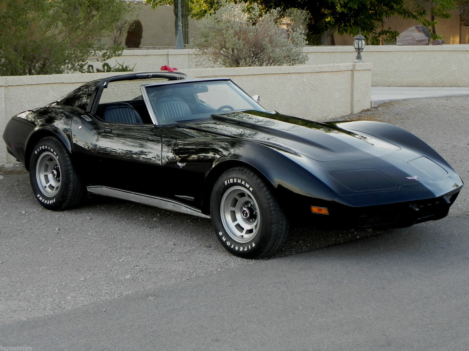 1977 Chevy Corvette 4spd1