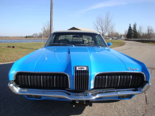 1970 Mercury Cougar XR7 Houndstooth Edition 1 of 322
