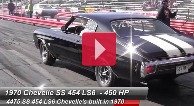 Ram Air IV GTO vs Chevelle SS 454 LS6