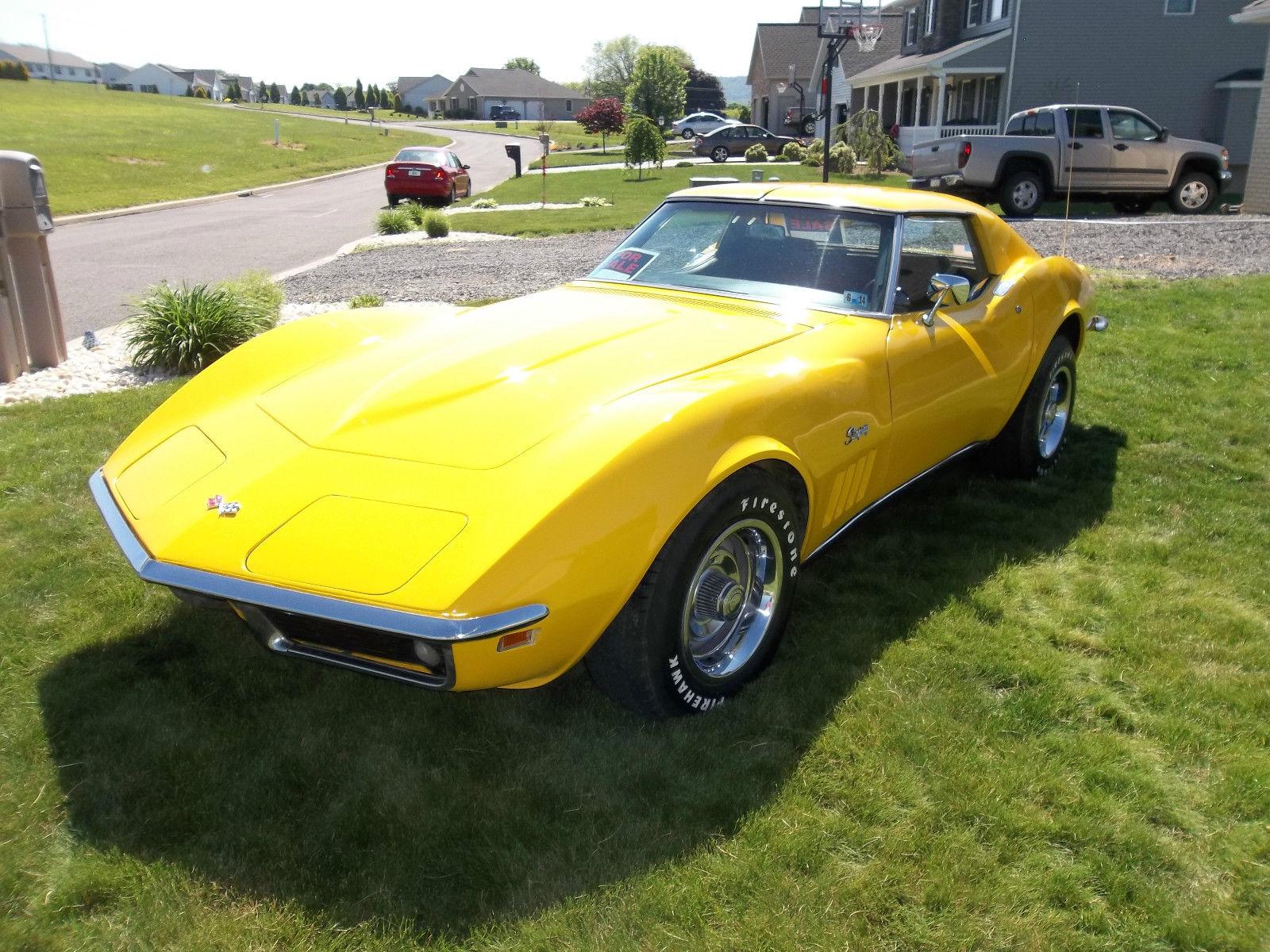1969 Chevrolet Corvette-124354