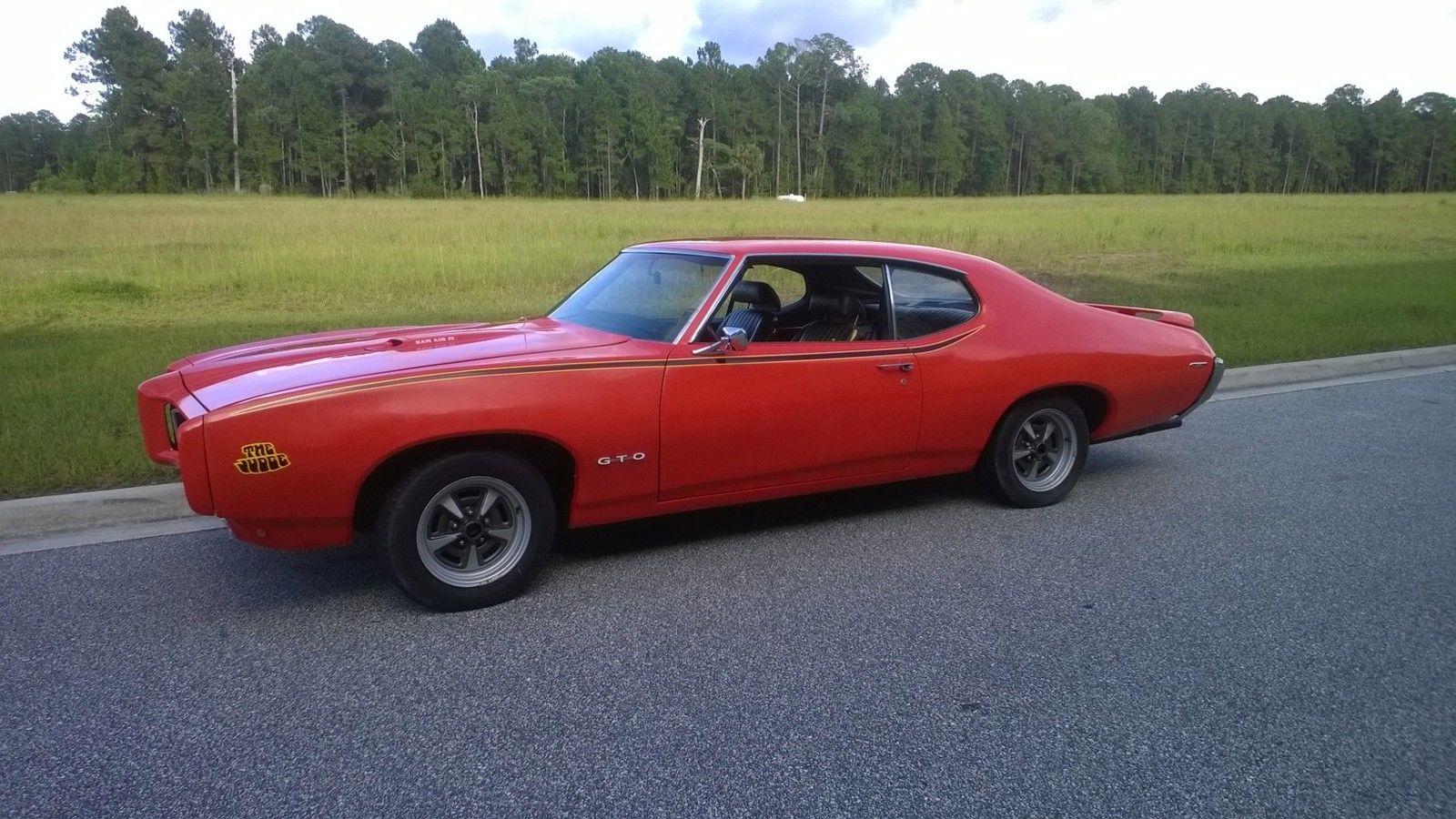 1969 Pontiac GTO JUDGE435435