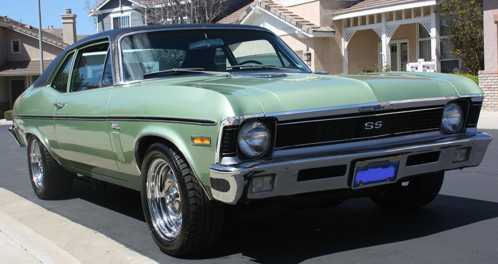 1970 Chevrolet Nova-1222