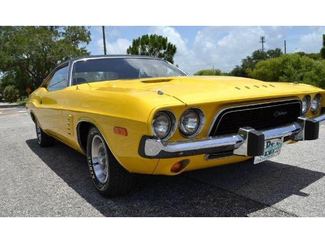 1973 Dodge Challenger RALLYE-15634545