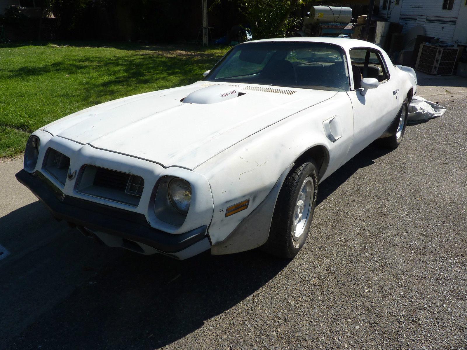 1975 Pontiac Trans Am-13435