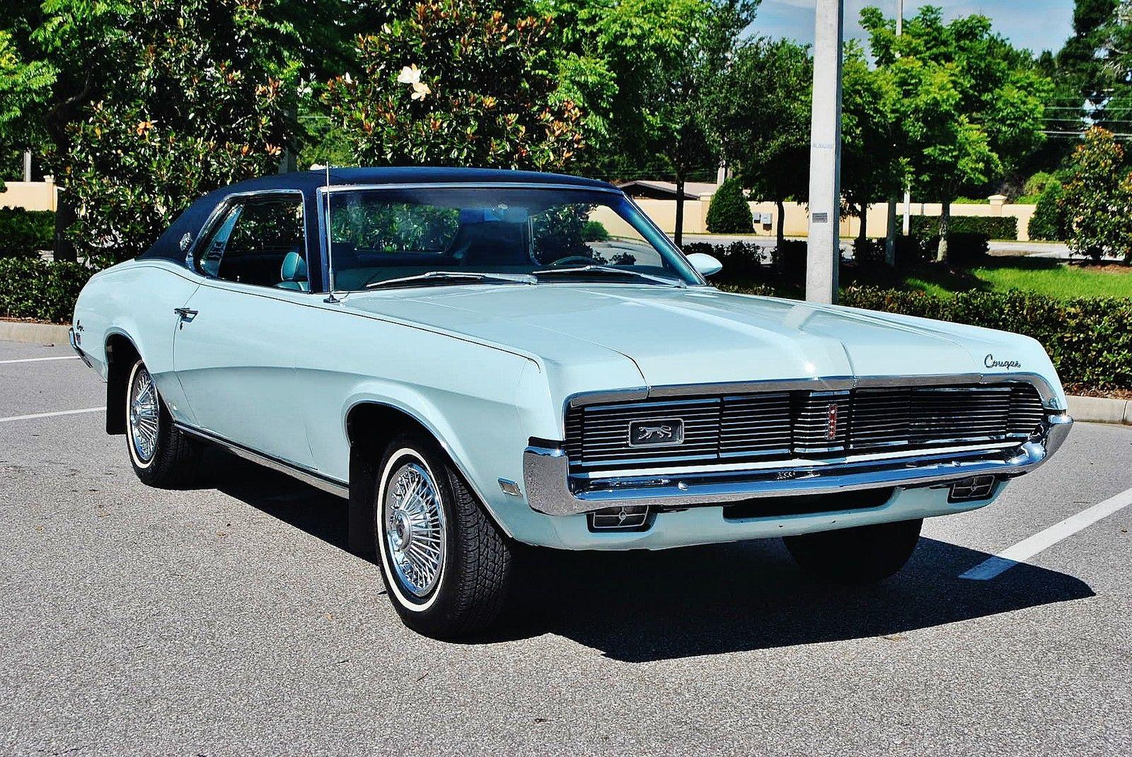 1969 Mercury Cougar XR72