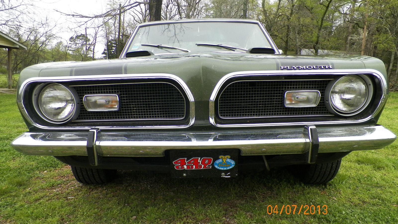 1969 Plymouth Barracuda-16345435