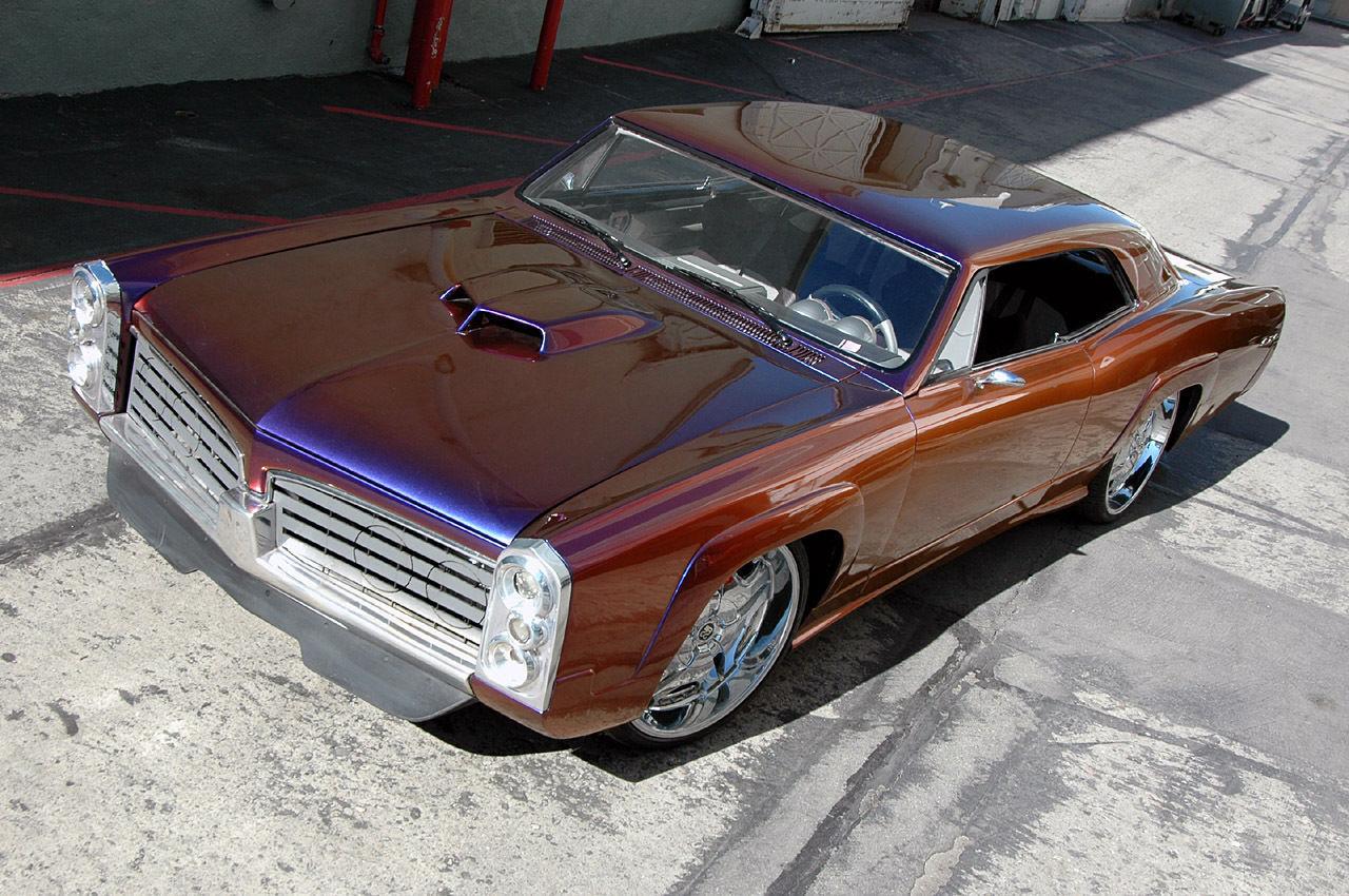 1967 Pontiac GTO Official xXx Movie Car-12