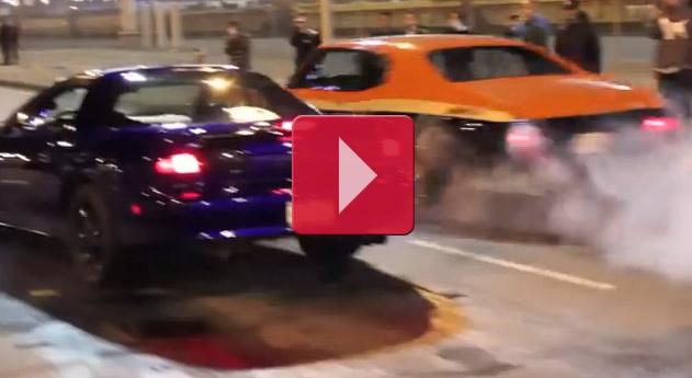 SS Shaun Chevelle vs. Big Matt Camaro - $1,000 RACE