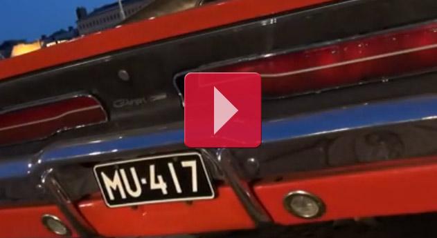 1969 Dodge Charger - Killer Startup