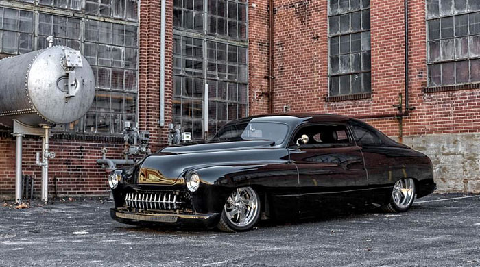 1951 Mercury, 346 LS1 Supercharged Fuel Injected1