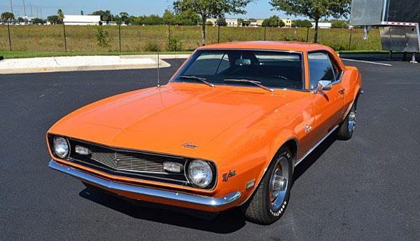 1968-Chevrolet-Camaro-Z28,-UNRESTORED-30211