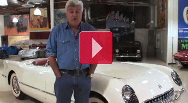 Vintage Corvettes - Jay Leno's Garage