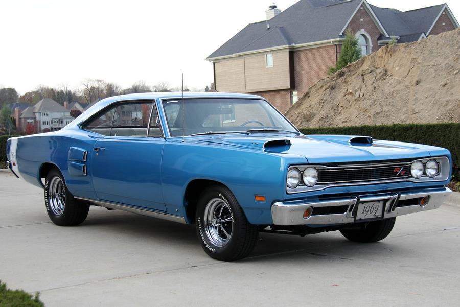 1969 Dodge Coronet 440 RT