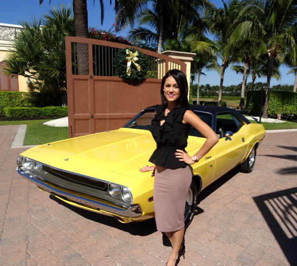 1970 DODGE CHALLENGER 318 NUMBERS MATCHINGS1