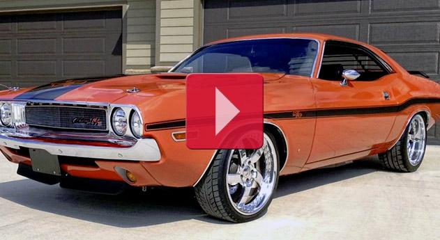 1970-Dodge-Challenger-RT,-Pro-Touring-600HP,-HEMI,-5-speed