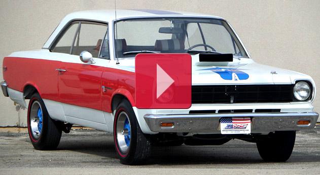 1969 AMC Hurst SCRambler