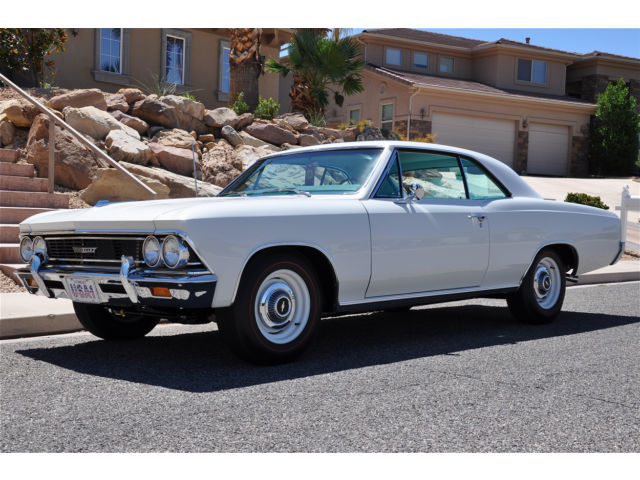 1966 Chevrolet Malibu Project Z066-1
