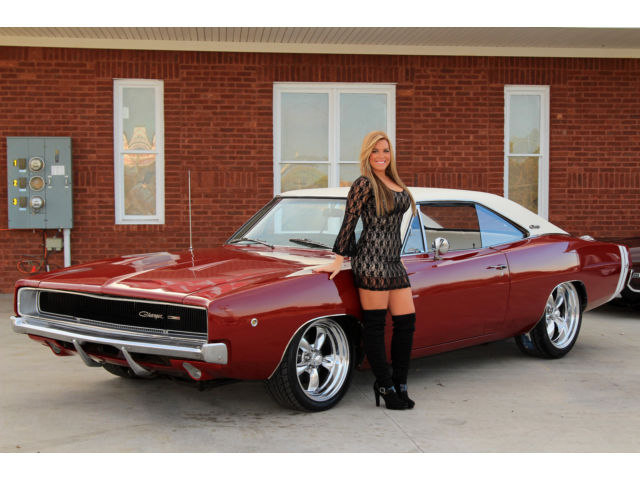 1968 Dodge Charger 383
