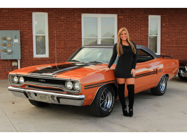 1970 Plymouth GTXs Matching 440