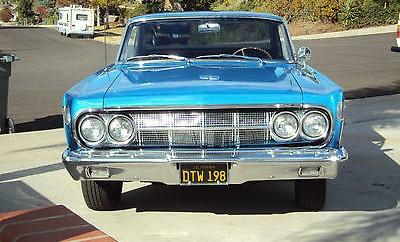 1964 Mercury Comet Custom Rod Classic8