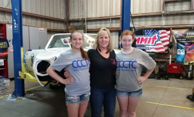 The Valkyrie Project Women Only Builds Muscle Cars