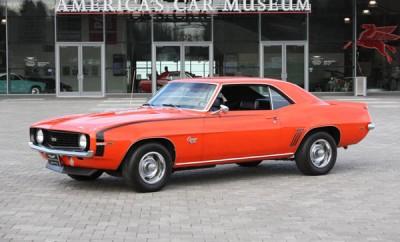 1969-Chevrolet-CamaroAmericas-Car-Museum