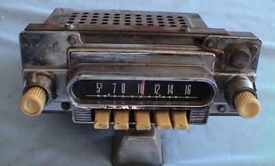 1962 Ford Falcon Radio