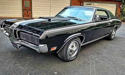 1970 Mercury Cougar XR7-11