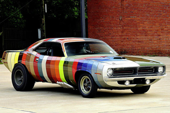 The 1970 Plymouth Barracuda Paint Chip That Never Existed ...