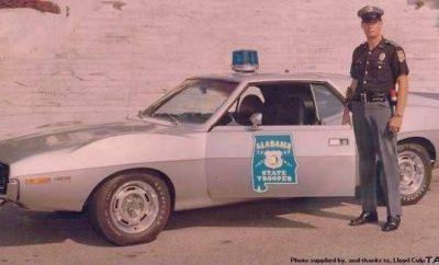 Javelin Police Car-78y