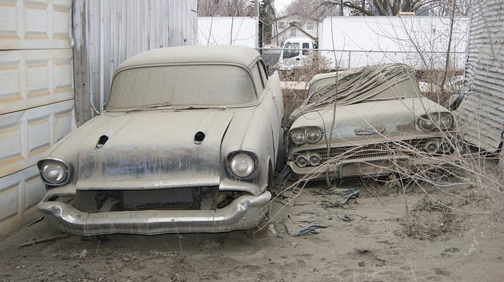 Those Rare Car Finds Are Still Out There - Muscle Car