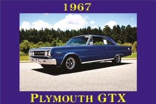 1967 Plymouth GTX-2