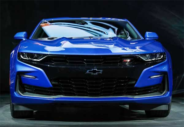The New 2019 Chevrolet Camaro - Muscle Car