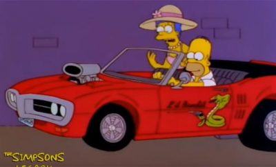 simpsonsmusclecar