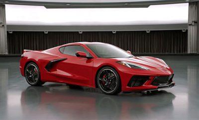 2020 Chevrolet Corvette C8 image